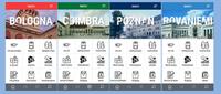 UniOn! app main pages